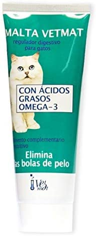 VETMAT Malta 100 gr: Amazon.es: Productos para mascotas