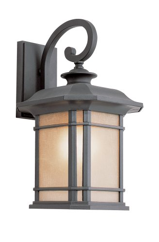 Outdoor Lighting Fixtures Stained Glass in Florida - 9