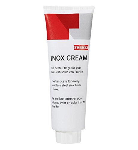Franke 904 INOX Stainless Steel Cream Cleaner, 250ml