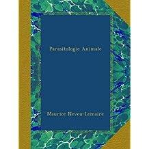 Parasitologie Animale