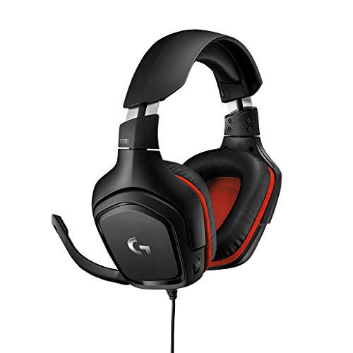 Logitech G331 Gaming Headset 6 mm Flip-to-Mute Mic for Playstation 4, Xbox One and Nintendo Switch
