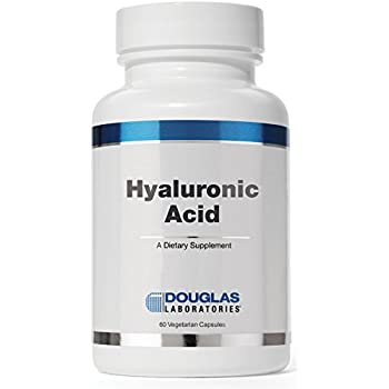 Douglas Laboratories® - Hyaluronic Acid - 70 mg Hyaluronic Acid for Joint and Skin Health - 60 Capsules