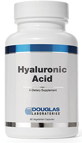 Douglas Laboratories® - Hyaluronic Acid - 70 mg Hyaluronic Acid for Joint and Skin Health - 60 - Acid Hyaluronic Food Science