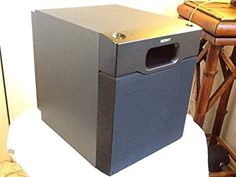 Sony SA-WMSP1 50W Powered Active Woofer. Magnetically shielded Type. Works awesome! (Shielded Woofer)