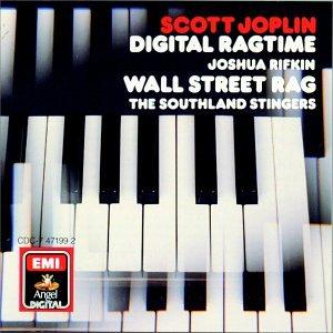 Joplin: Digital Ragtime / Joshua Rifkin - Wall Street Rag / The Southland Stingers by EMI