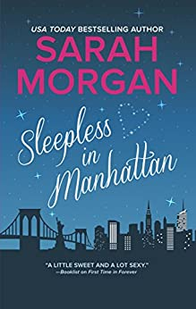 Sleepless in Manhattan (From Manhattan with Love) by [Morgan, Sarah]