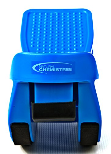 Foot Rocker. Durable Calf Stretcher Device for Achillies Tendonitis. Improve Plantar Fasciitis, Calf Flexibility, Ankle Mobility. Feet and Shin Splint Relief. Great for Physical Therapy, Athletes, Phy by Natural Chemistree (Image #2)