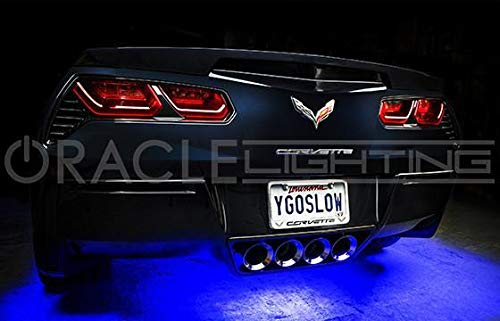 ORACLE Universal ColorSHIFT LED Underbody Kit Part # 4227-333 Universal Fitment Underglow Lighting Kit for Cars