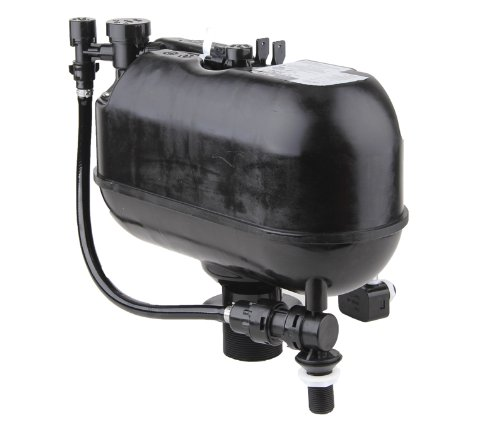 Replacement Only EcoFlush B8104 1.1 GPF 4 LPF Pressure Assisted Flush System Single Control