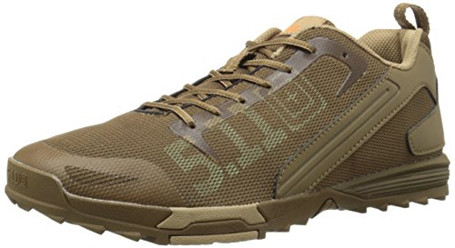 5.11 Tactical Men's Recon Trainer Cross-Training Shoe,Dark Coyote,11 D(M) US