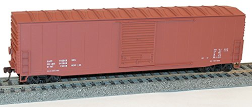 Ho 50' Welded-Side Single Door Boxcar - Data Oxide