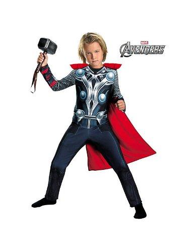 Morris Costumes Classic Thor Boys Avengers Costume