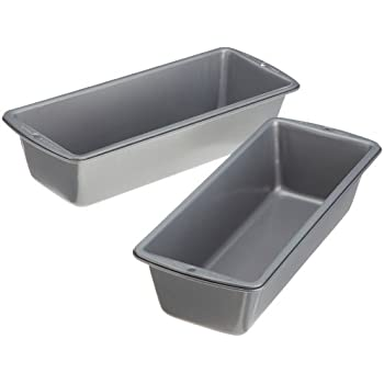 Amazon Com Zenker Tin Plated Steel Loaf Pan 12 Inch X 4