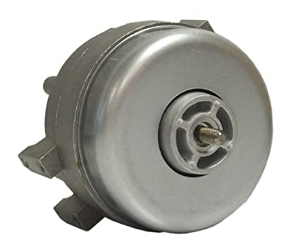Fasco D582 Unit Bearing Motor, 5 Watt, 115 Volts, 1550 RPM, 1 Speed, .35 Amps, Totally Enclosed, CWLE Rotation, Sleeve Bearing