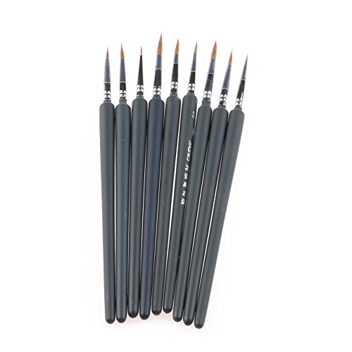 XUANS SHOP Sketched Watercolor Painting product image