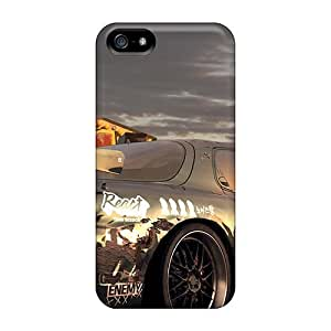 Hot Fashion NPS23551stLz Design Cases Covers For Case Iphone 5/5S Cover Protective Cases (nfs Prostreet Woman)