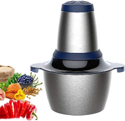WAZS 2L Robot Cocina Bebe 5 en 1 Licuadora de Alimentos para Bebés, Mezclador de Acero Inoxidable para Fruta, Verdura, Smoothies, Milkshake: Amazon.es: Hogar