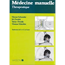 medecine manuelle therapeutique