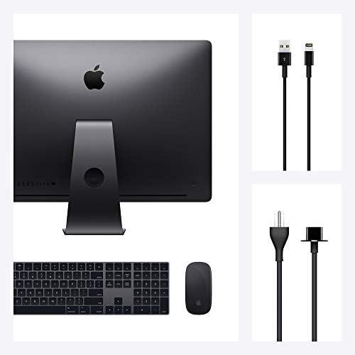 Nuevo Apple iMac Pro (de 27 pulgadas, Procesador Intel XeonW de 10 núcleos y 3.0GHz, 32GB RAM, 1TB SSD) 7