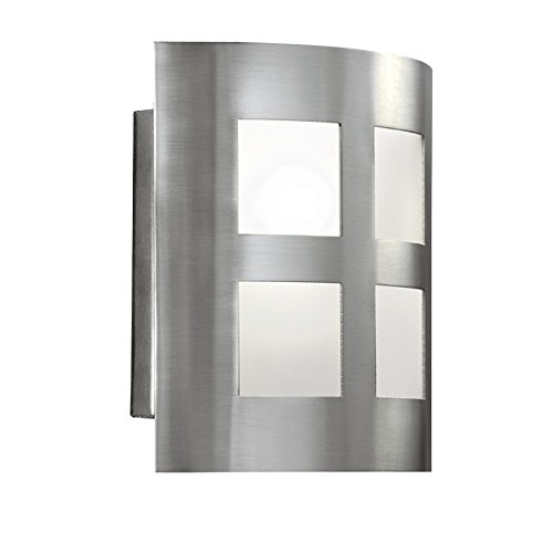 Portfolio 1-Light Chrome Pocket Wall Sconce ()