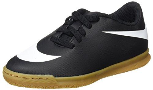 Enfant Enfant Enfant 001 black Chaussures Ii black Ic Ic Ic Noir Futsal Bravata Jr white De Nike Mixte OTqaw8COv