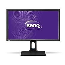 BenQ 27-Inch IPS Ultra High Definition LED Monitor (BL2711U), 4K2K HD 3840x2160 Display