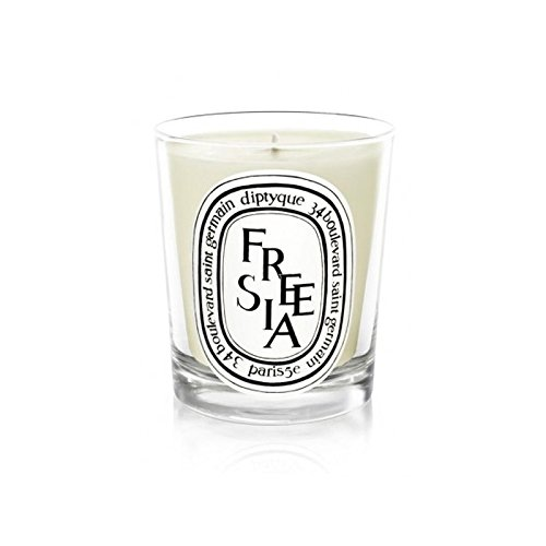 Diptyque Candle Freesia / Freesia 190g (Pack of 6) - Diptyqueキャンドルフリージア/フリージアの190グラム (x6) [並行輸入品] B01N1I5OQM