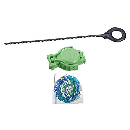 BEYBLADE Burst Slingshock Rip Fire Starter Pack Forneus F4: Light-Up Top with Right/Left-Spin Launcher