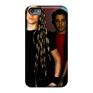 Durable Cell-phone Hard Cover For Iphone 6plus (YQA15606eIYA) Unique Design Nice Amorphis Band Skin