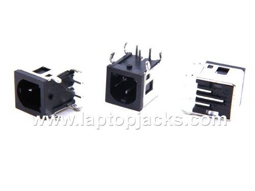 Dell Latitude C600 Parts - Dell Inspiron 1100, 2500, 2600, 2650, 3650, 3800, 4000, 4100, 4150, 5000, 5100, 7500, 8000, 8100, 8200, M50 Latitude CP, CPI, CS, CSX, CPX, CPS, M40, V700, V740, C400, C500, C600, C800 DC Power Jack