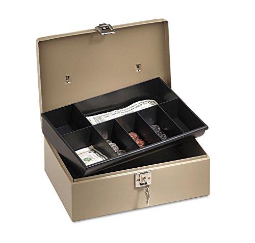 Doaaler(TM) PM Company Lock n Latch Steel Cash Box Carrying Handle PMC04963 - Brand New Item