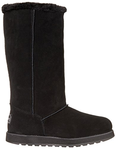 Keepsakes 3 Skechers Boot Button Women's Black ZRqqxP8wC