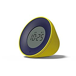 HOMEE Clock-desktop bedside gravity induction snooze alarm temperature humidity,C