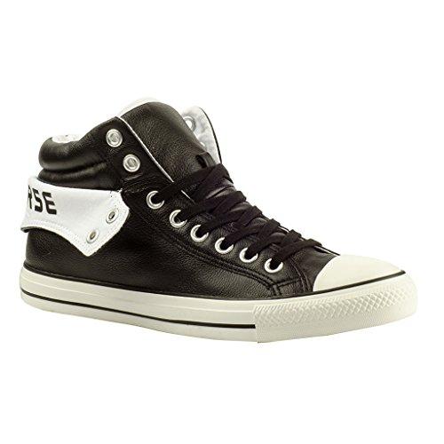 Converse Chucks CT All Star PC 2 MID SCHWARZ 115662 Padded Collar 2 Black
