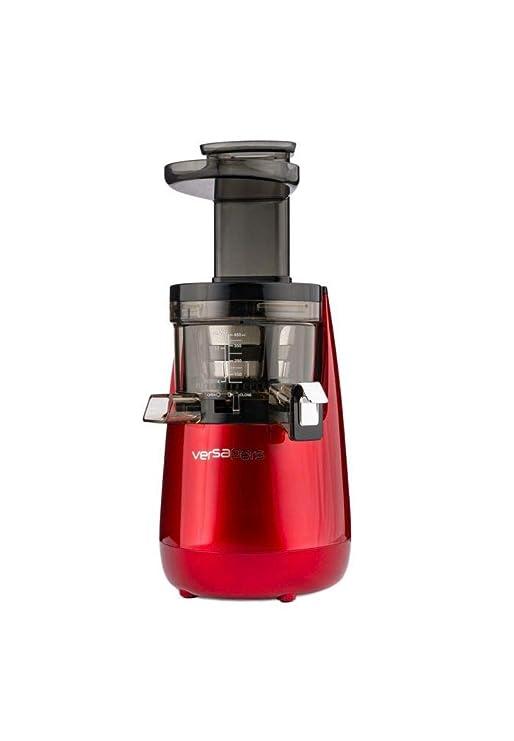 Versapers - Extractores de zumo 5G rojo: Amazon.es: Hogar