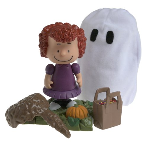 Peanuts Frieda Action Figure It's the Great Pumpkin