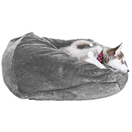 Furhaven Pet Dog Bed | Therapeutic Traditional Sofa-Style Deluxe & Goliath Chaise Living Room Couch Pet Bed w/ Removable Cover for Dogs & Cats – Available in Multiple Colors & Styles