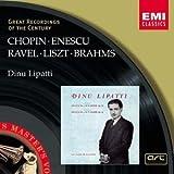 Dinu Lipatti- Chopin: Piano Sonata No. 3, Op. 58 / Enescu: Piano Sonata No. 3, Op. 25 / Brahms: Waltzes, Op. 39: 1, 2, 5, 6, 10, 14, 15 / Ravel: Alborado del gracioso / Liszt (Great Recordings of the Century)