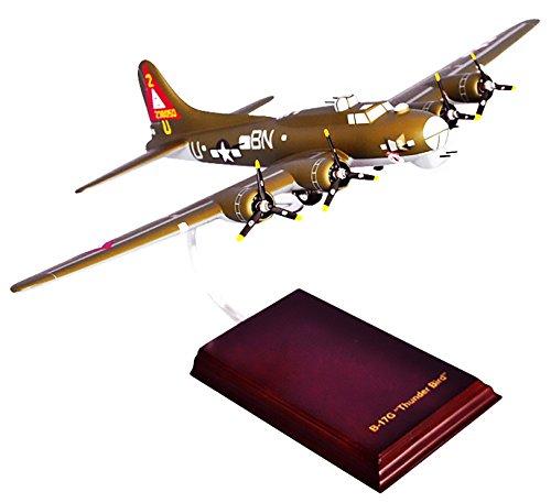 Mastercraft Collection Boeing B-17G Thunderbird Model Scale:1/62