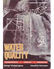 Water Quality Characteristics: Modeling and Modification