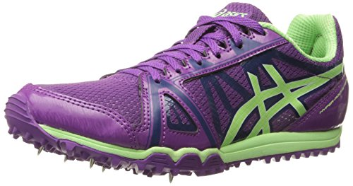Asics Women's Hyper Rocketgirl XC Spike Shoe - Grape/Pist...