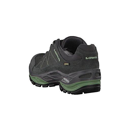 Lowa Toro II GTX Lo W Zapatillas de senderismo oliva gris verde