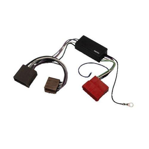Hama Lautsprecher-Adapter fü r Audi, VW 00045766 Lautsprecherzubehör