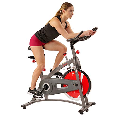 Sunny Health & Fitness SF-B1423C Chain Drive Indoor Cycling Bike SF-B1423C
