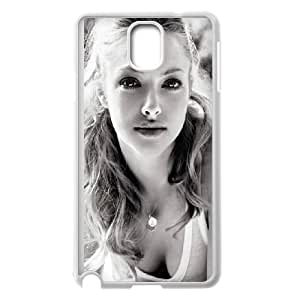 Celebrities Beautiful Amanda Seyfried Samsung Galaxy Note 3 Cell Phone Case White Pretty Present zhm004_5946838