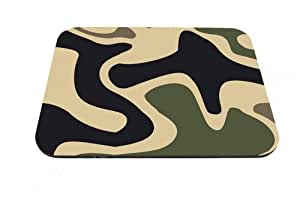 Good-will - Camouflage Design Mouse Pad Anti-slip Mouse Pad Mat Mice Mousepad