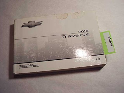 2012 Chevrolet Traverse Owners Manual