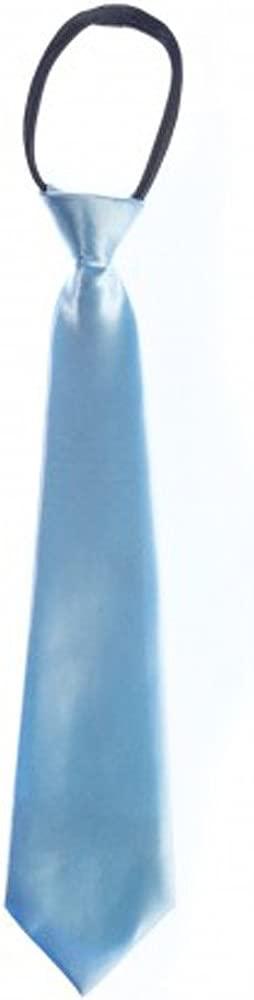 Niño corbata corbata Bebé corbata boda Comunión Color Azul Claro ...
