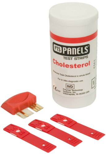 CardioChek Cholesterol Test Strips product image