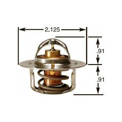 Stant 45858 SuperStat Thermostat - 180 Degrees Fahrenheit: Automotive